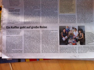 My second article in German